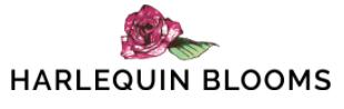 Harlequin Blooms